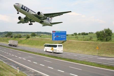 Wypożyczalnia samochodów lotnisko Wrocław Katowice